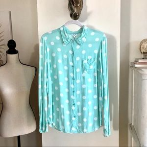 3for$20 Splendid button down shirt. Size L